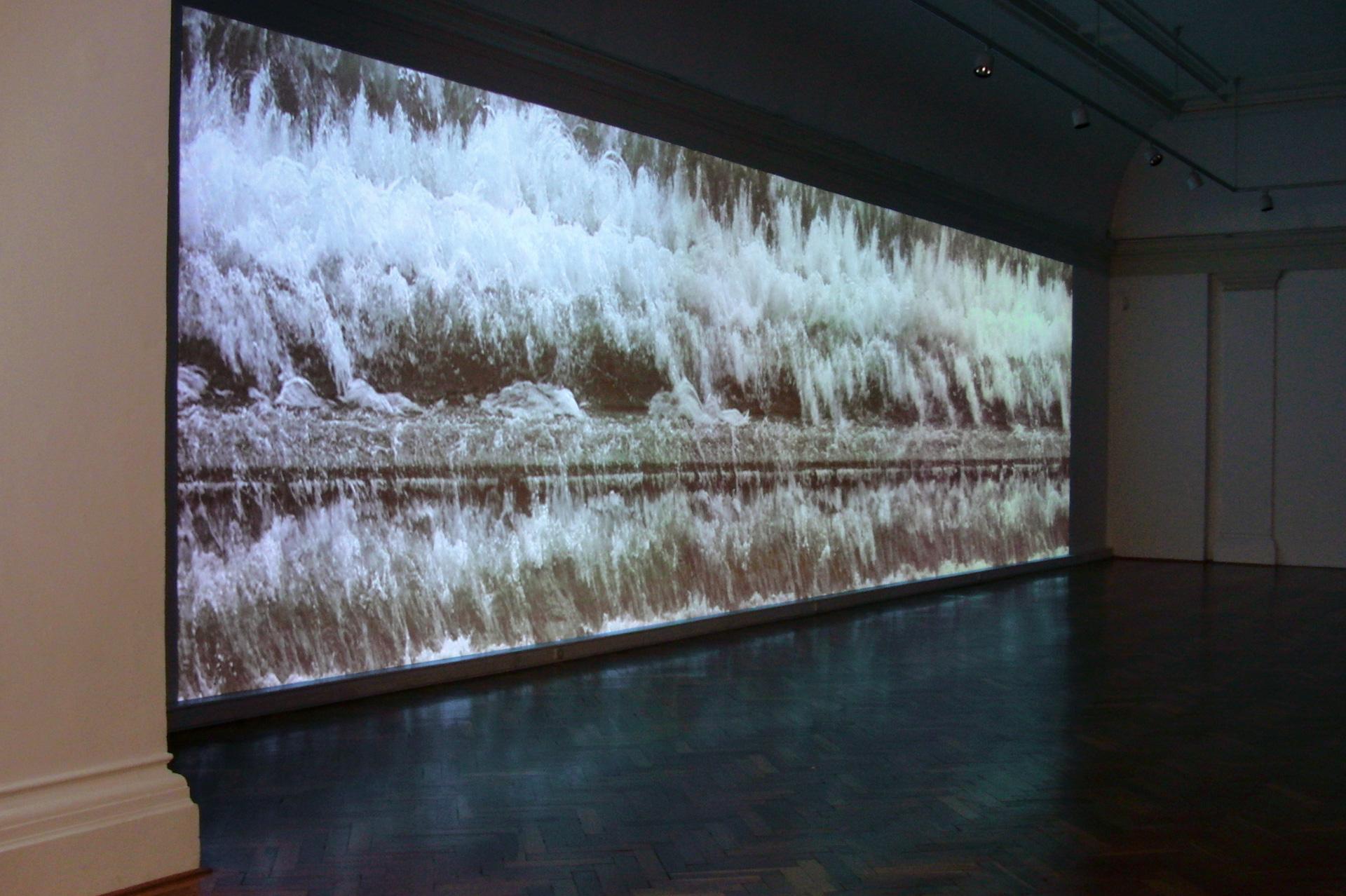 Installation State Of Flux – Landesgalerie Linz / Austria 2009