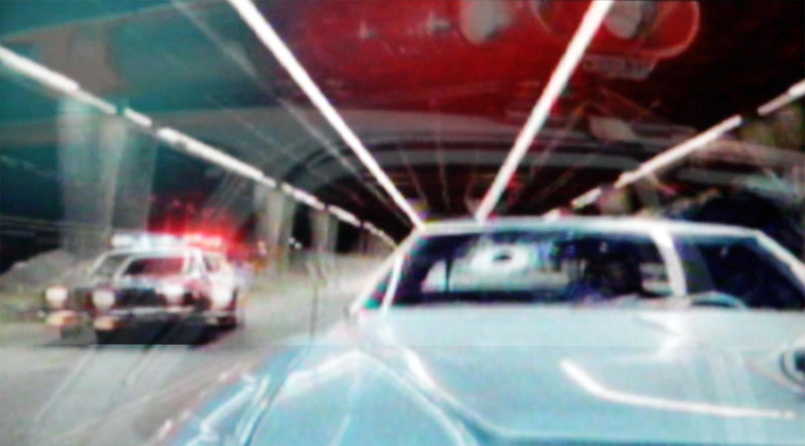 BLOWFELD /  Videostill / Rainer Gamsjäger 2004
