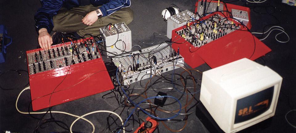 Modular - Live Set - Ulrich Kehrer / Rainer Gamsjäger - 1999/2000