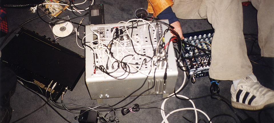 Modular - Live Set - Hannes Langeder - 1999/2000