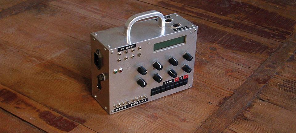 MIDI / CV Box - Rainer Gamsjäger - 2001