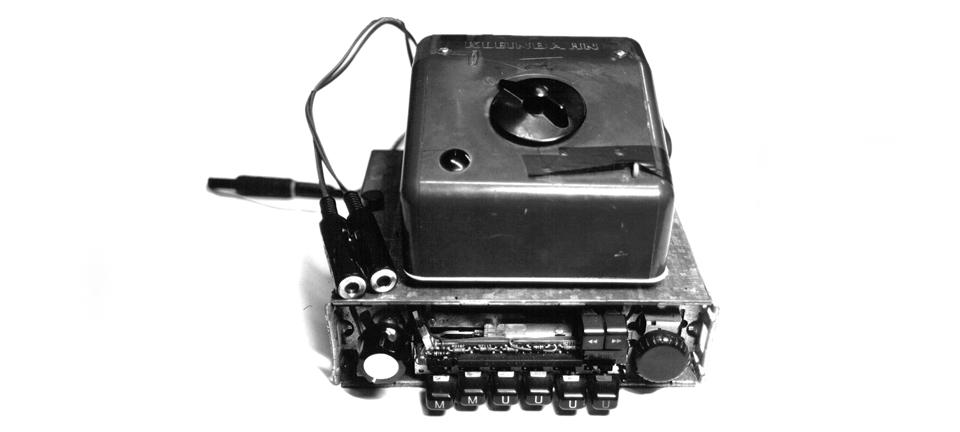Voltage Radio - Ulrich Kehrer - 1998