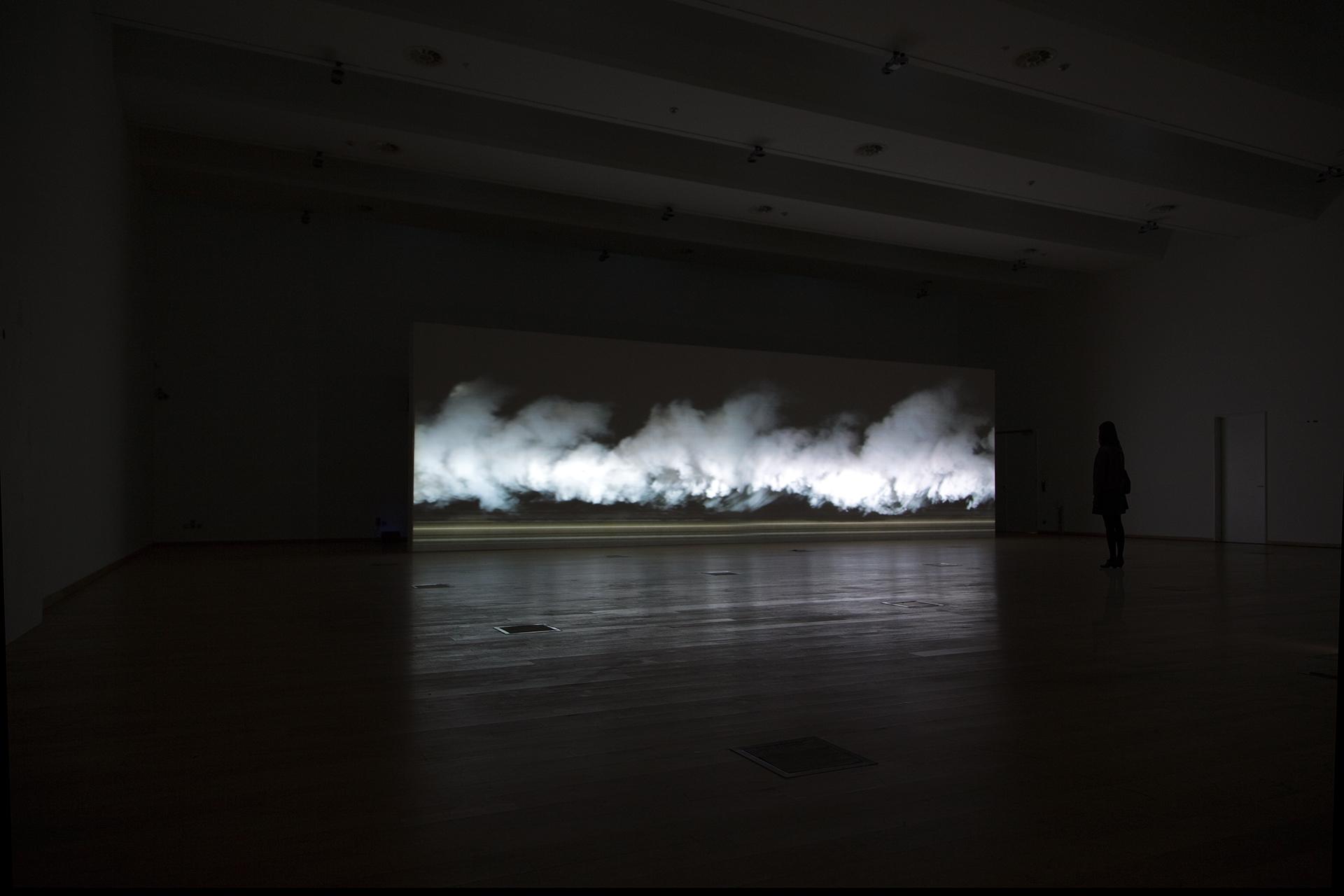 CLUSTER – Videoinstallation – D.ART / Lamot / Contour Mechelen, MECHELEN / Belgium 2011