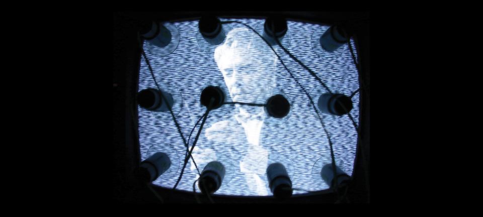 Videoinstallation - LDR Symphonie - 2000