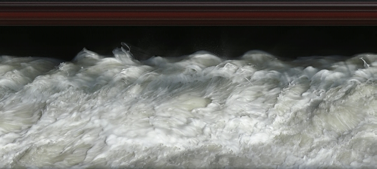 STATE OF FLUX – WAVE#2 / Videostill / Rainer Gamsjäger 2009